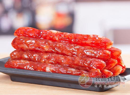 廣州酒家臘腸怎么樣,傳承廣式工藝
