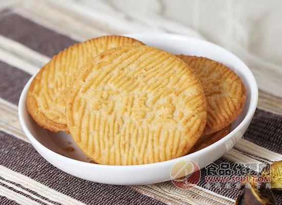 韧性饼干和酥性饼干区别在哪,哪个更好吃