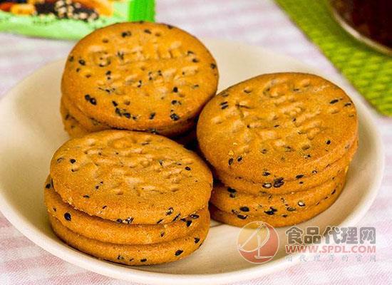 长期吃酥性饼干健康吗,合理食用更健康