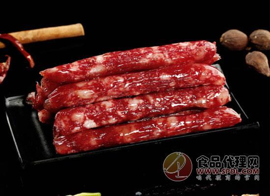 腿中王臘腸好吃嗎,滿足你的挑剔味蕾