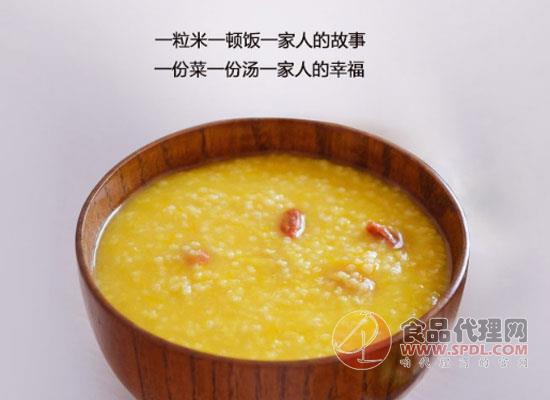 貢一匯黃小米好吃嗎,香糯軟滑讓人食欲大增