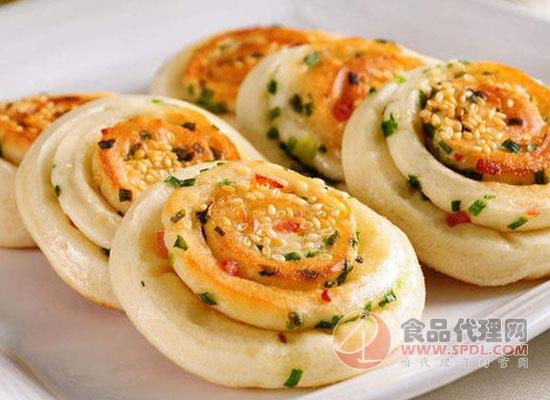 蔥香早餐餅的家常做法,簡單幾步讓你輕松學會