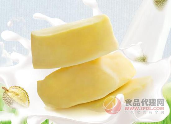 有零有食榴莲干好在哪里,新鲜香味细腻润滑