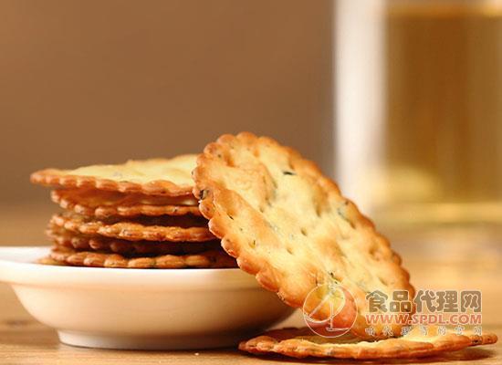 嘉頓香蔥薄脆餅干有哪些亮點,解饞又解餓