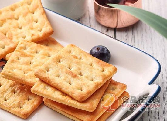 馬奇新新蘇打餅干好吃嗎,采用2次發酵技術