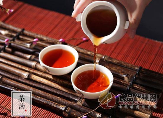 中茶普洱茶好在哪里,入口茶香濃郁