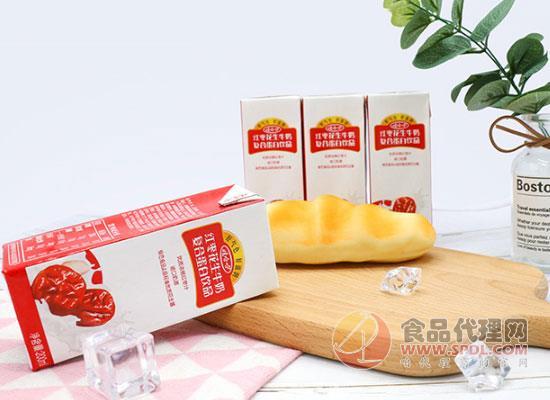 娃哈哈红枣花生牛奶价格是多少,享受愉悦时光