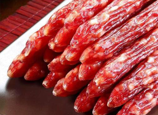 臘腸和香腸哪個好吃,很多人都不知道