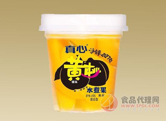 真心黃桃罐頭味道怎么樣,美味要與朋友一起分享