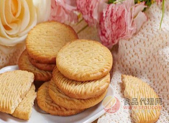 酥性餅干和蘇打餅干的區別是什么,從三個方面可以看出