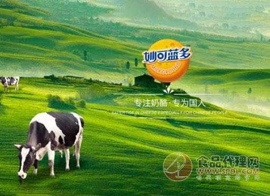 蒙牛进军奶酪市场,7.4亿入股妙可蓝多