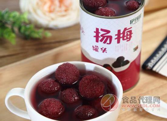 伊寻园杨梅罐头多少钱,精选优质鲜果好吃健康