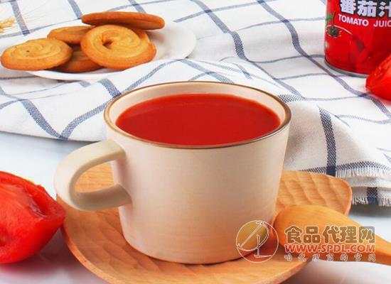 紫山番茄汁怎么样,浓郁果香方便即喝