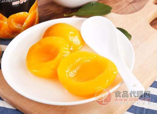 黃桃罐頭保質期多久,分情況看待