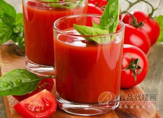 番茄汁的功效与作用有哪些,女性朋友来看看