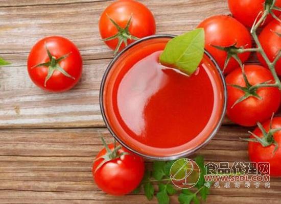 每天喝番茄汁的好處有哪些,這些您知道嗎