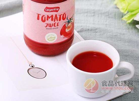 良珍番茄汁口感如何,好果汁源自好產地
