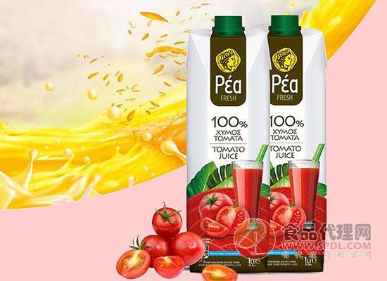 莉亚番茄汁多少钱,酸甜可口富含多种营养