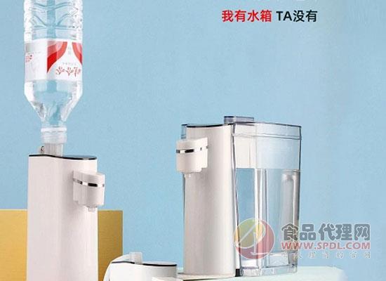 娃哈哈開賣智能口袋速熱飲水機