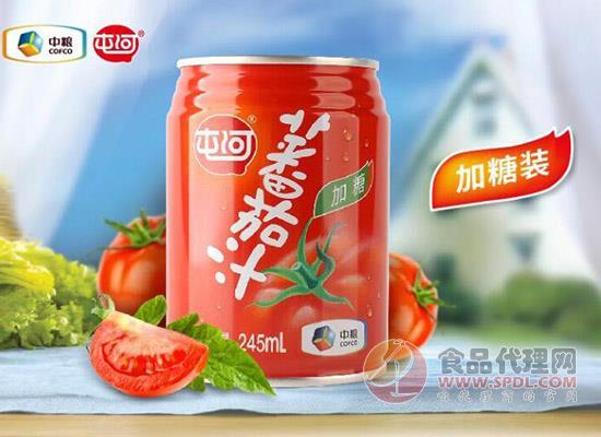 屯河番茄汁多少钱,营养美味时尚健康