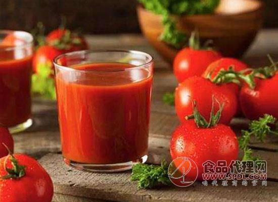 番茄汁可以減肥嗎,經常喝番茄汁對身體好嗎