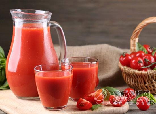 空腹可以喝番茄汁吗,什么时候喝番茄汁比较好