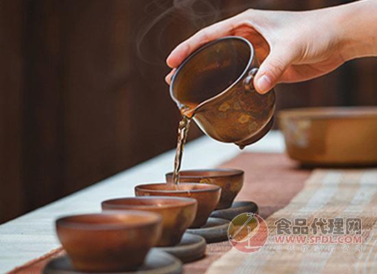 中茶海堤烏龍茶味道怎么樣,甜入甘泉令人回味無窮