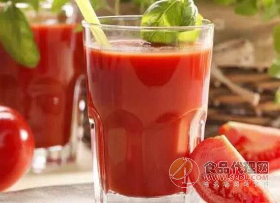番茄汁减肥可以吗,喝番茄汁的作用