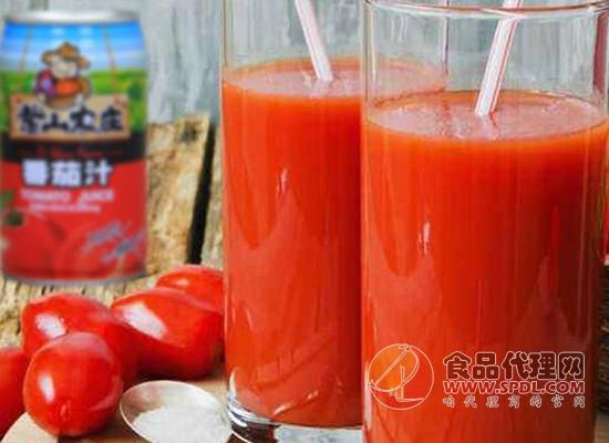 紫山番茄汁多少錢,汁稠味濃美味爽口