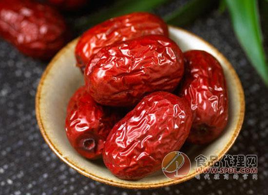 灰棗和紅棗哪個更好,從營養價值方面可以區分