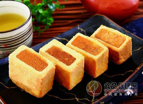 凤梨酥是哪里的特产,香甜美味口感丰富