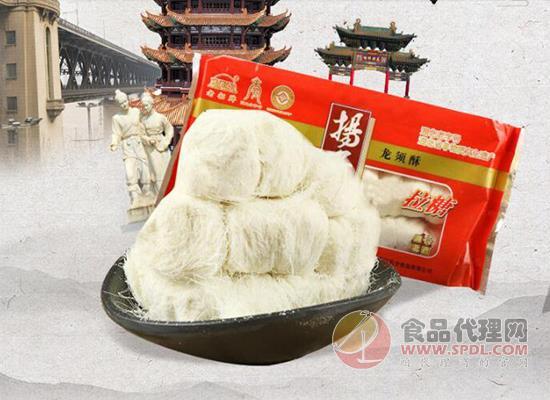 扬子江龙须酥多少钱,甄选原料味道香甜