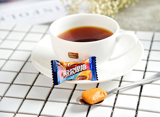阿爾卑斯太妃糖味道怎么樣,為那一口甜蜜爽滑