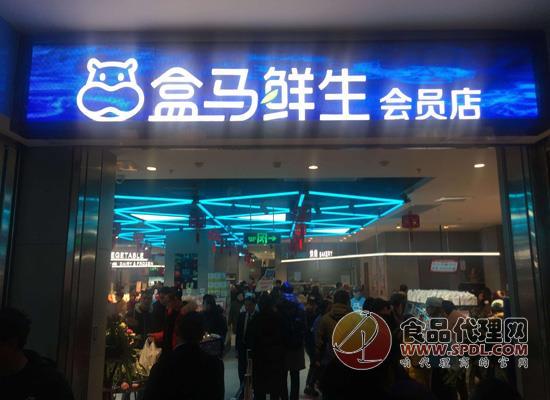 盒马鲜生春节期间将新开13家店,再次迎来开店高潮