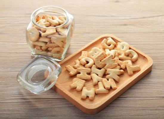 怎么制作字母餅干,只需四步輕松搞定