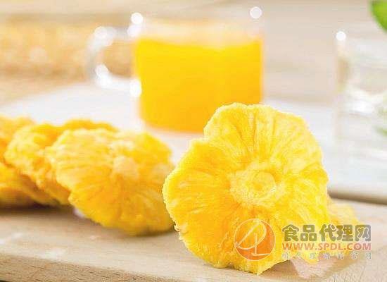 菠蘿干可以存多久,菠蘿干的營養價值