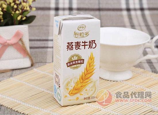 """谷粒多早餐燕麥奶多少錢,助""""粒""""健康成長"""