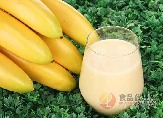 香蕉牛奶可以美白嗎,香蕉牛奶的好處