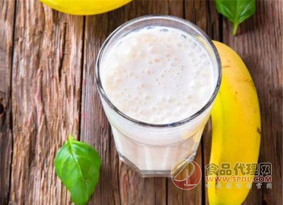 香蕉牛奶什么時間喝,在這幾個時間段喝好