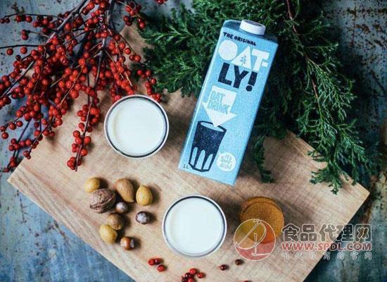 oatly燕麥奶好喝嗎,采用專利酶解技術