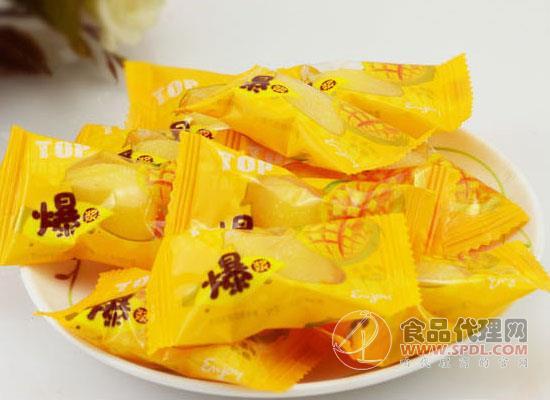 京特芒果夹心软糖好在哪里,抵挡不住的美味诱惑