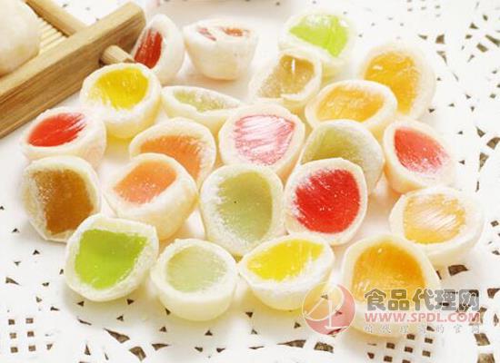好利源夾心軟糖怎么樣,味道軟甜香氣撲鼻