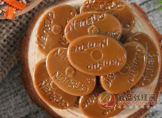 南國椰奶咖啡糖好吃嗎,讓舌尖享受浪漫風情