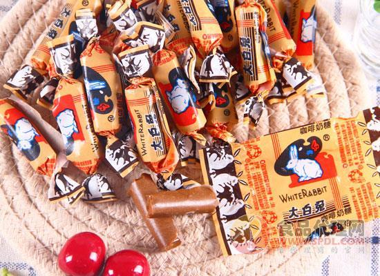 大白兔咖啡糖多少钱,经典美味触手可及
