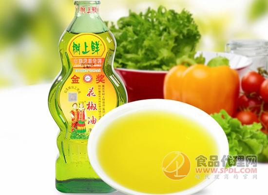 树上鲜花椒油好在哪里,营养与美味都能兼顾