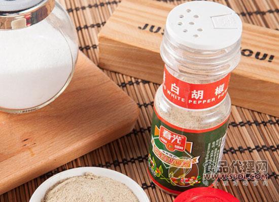 春光白胡椒粉有哪些特点,它有哪些亮点