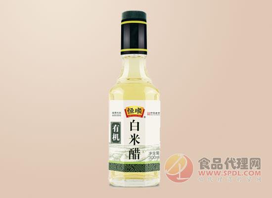 恒顺白米醋怎么样,把自然美味留给家人