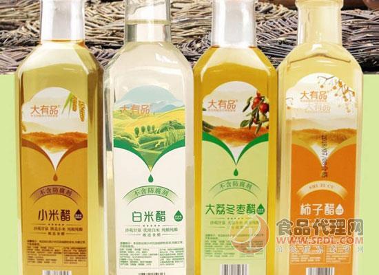 大有品白米醋价格是多少,在家也可以做美食