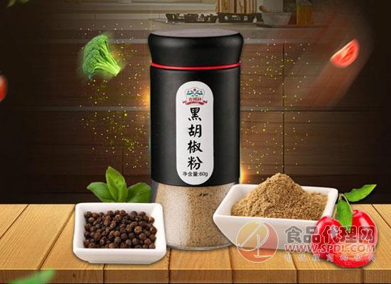 吉得利黑胡椒粉价格是多少,家庭优选的调味料