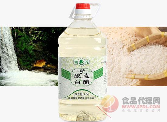 青花白米醋有什么特点,有哪些使用方法